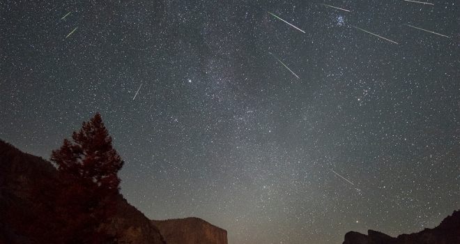 Perseids & 2 Free Courses